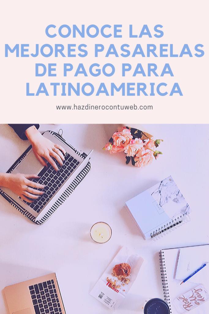 pasarelas de pago para latinoamérica
